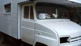 автодом кемпер дом на колесах