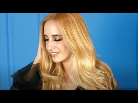 How To: DIY Golden Blonde Hair
