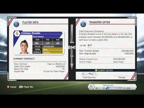 FIFA 14 - PSG Career Mode - Part 1
