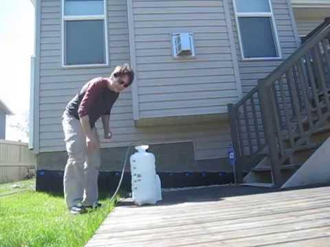 Calgary Deck Staining   How to Restore A Cedar Deck