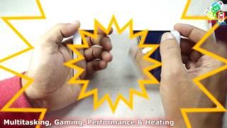 Coolpad Cool 1: Multitasking, Gaming, Performance & Heating