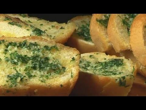 How To Bake Garlic Bread