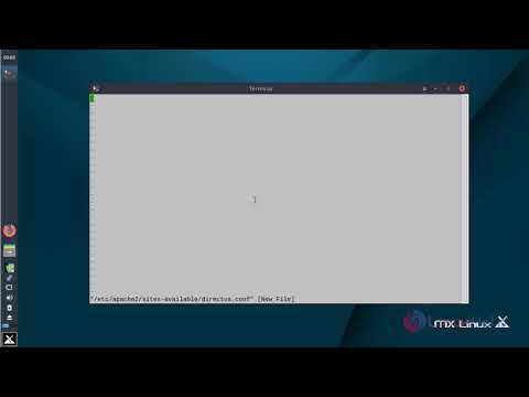 How to install Directus on MX Linux 17