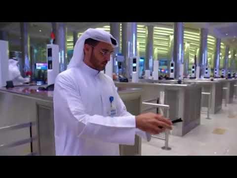 Dubai the futuristic city of tomorrow