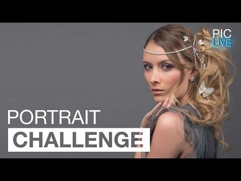 PIC Live - Challenge #1 - Portraits