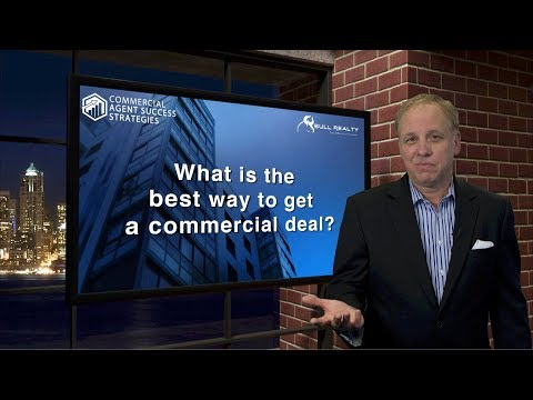 What is the Best Way to get a Commercial Deal?