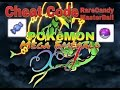 Cheat Code RareCandy And MasterBall On PC, Pokemon Mega Emerald XY GBA ROMs