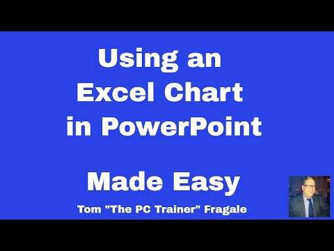 excel chart in powerpoint - How to use and Excel Chart in PowerPoint 2016 2013 2010 Office#65