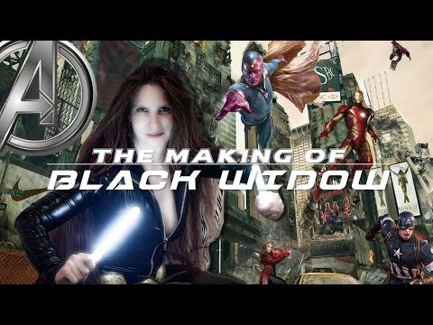 The making of Black Widow - a sorta how to video.