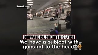 Latest On Massacre At Ft. Lauderdale Airport