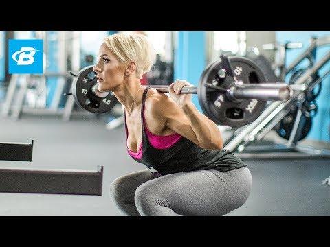 Legs Like Jessie's: Hilgenberg's 7-Move Workout - Bodybuilding.com