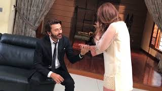 """""""GUMRAH"""" @ HUM TV Faisal Rehman New Scenes"""