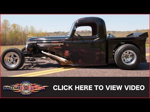 1942 Chevrolet Rat Rod (SOLD)