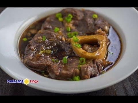 Bulalo Beef Pares - Panlasang Pinoy