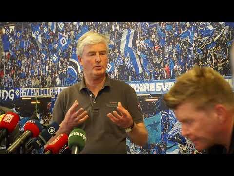 Nachwuchs-Chef Peters schwärmt vom neuen HSV-Trainer Titz