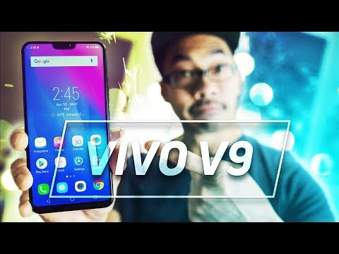Vivo V9 Review: An iPhone X Clone with AI Selfies