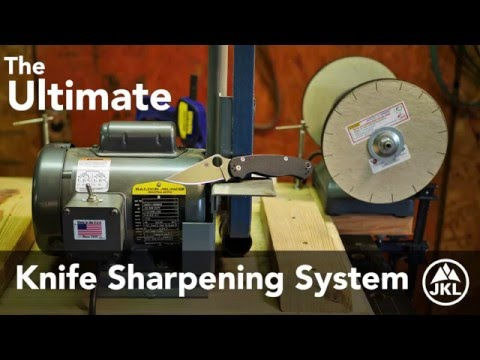 The Ultimate Knife Sharpening System: Tutorial