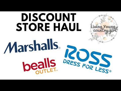 Bealls & Ross Haul : Home Decor and More