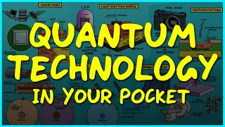 5 ways you use quantum technology every day