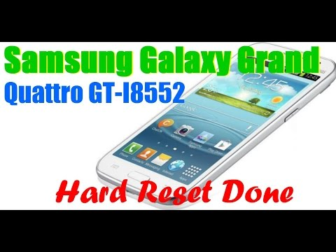how to hard reset samsung grand 2?