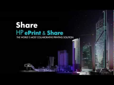 HP ePrint and Share Cloud Printing Singapore