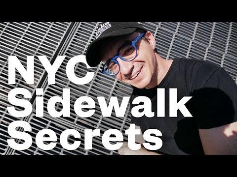 New York Sidewalk Secrets