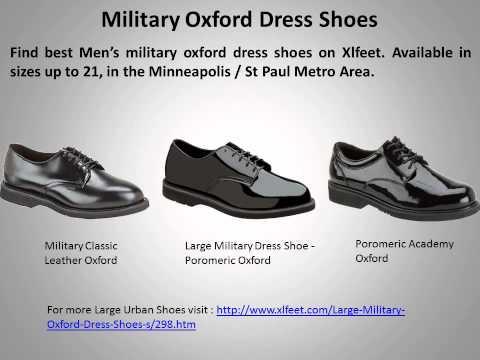 Military ceremony Uniform - Soft Sole Military Uniform Oxford Dress ... 3bb84423a7a