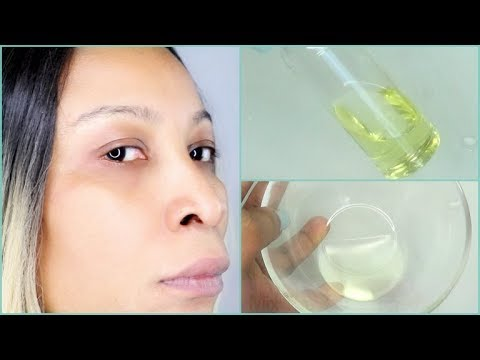 APPLY JUST 2 DROPS BEFORE SLEEP GET RID OF WRINKLES, WAKE UP WITH GLOWING SKIN |Khichi Beauty