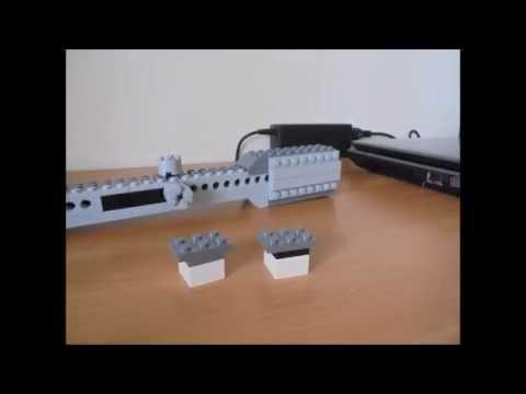 How to make a lego sniper scope (step by step)