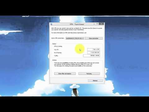 Module 10: Setup & Configure VPN with TeamViewer VPN Client Software