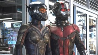 Ant-Man & The Wasp Ending Spoiler?