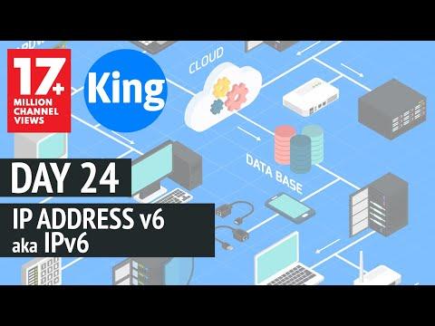 200-125 CCNA v3.0 | Day 24: IP Address V6 | Free Cisco Video Training 2016 | NetworKing