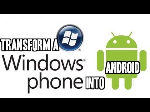 [How To] Run Android 4.2 Jellybean on Lumia Windows Phone 8.1