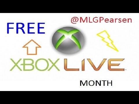 How to get FREE Xbox Live Gold Membership! (Unlimited) (No Downloads) JANUARY 2014( NEW)