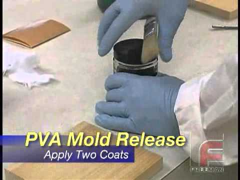 Sealing & Releasing Models and Molds