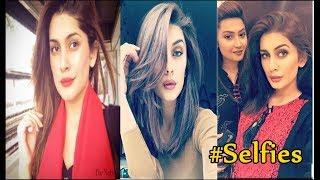 Kubra Khan Selfies Compilation.