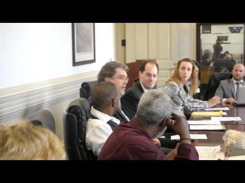 VDACS (Virginia Department of Agriculture Industrial Hemp Meeting