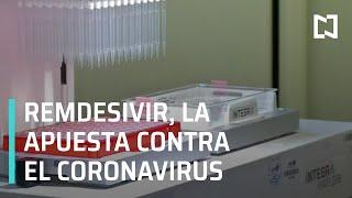 El antiviral Remdesivir podría tener efectos contra el coronavirus - Despierta