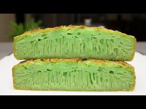 Honeycomb Cake - Eggless / Vegetarian Recipe (Banh Bo Nuong Chay)