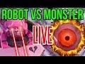 🔴*NEW* ROBOT VS MONSTER EVENT *LIVE* FORTNITE SEASON 9 LIVE EVENT COUNTDOWN RIGHT NOW!