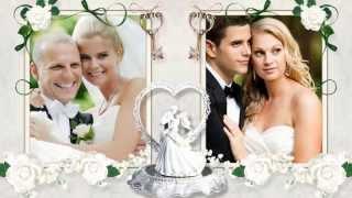Wedding Template White Version مونتاج افراح راقي