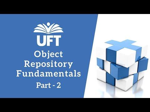 QTP UFT Object Repository Fundamentals Part 2