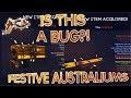 Tf2: Did Valve Mean To Do This? (Festive Australiums In Smissmas Update)