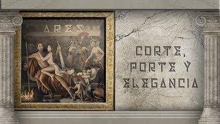 Arcangel ➕J Balvin - Corte, Porte y Elegancia [Lyric Video]
