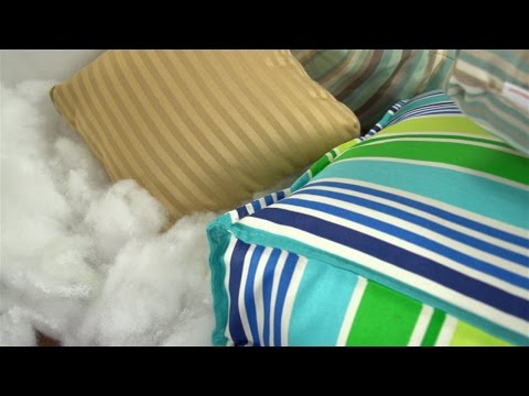Polyester Fiberfill - Hollow Slick Conjugate - Stuffing for Pillows & Cushions