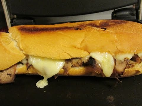 How to make a French Dip Sandwich
