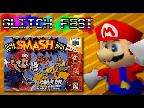 Super Smash Bros. (N64) - Glitchfest - Episode 1