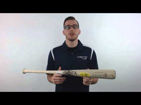 Louisville Slugger Pro Stock Lite C271  Unfinished Flame Wood Baseball Bat: WBPL271-UF Adult