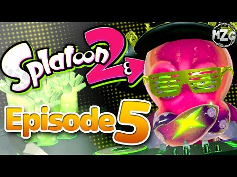 He's BACK!? The End!! - Splatoon 2 Story Mode - Episode 5 (Cephalon HQ)