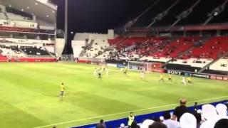 131020 Brasilien-Förenade Arabemiraten 6-1